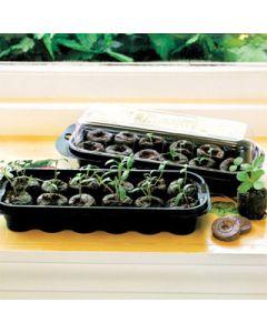 Jiffy Greenhouse Seed Starter Kit