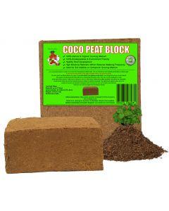 Coco Peat Block - 75 Quarts - 2.5 Cu Ft