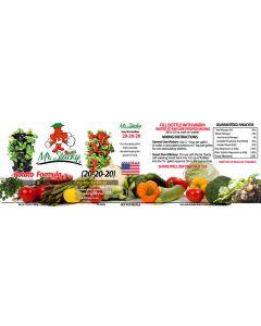Potato Formula (20-20-20) Easy Mix Fertilizer