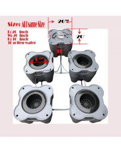 DWC Hydroponic System Kit