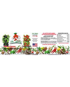 Herb & Pepper Formula (11-11-40) - Easy Mix Fertilizer
